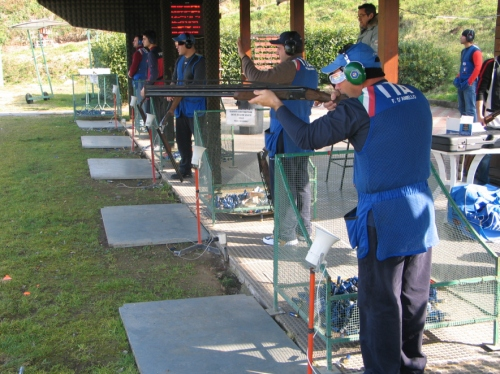 Image News Trap and Double Trapshooting: delivered two Olympic Cards in Maribor
