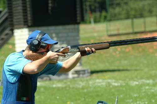 Image News Women's Trapshooting:  another Gold medal for Deborah Gelisio